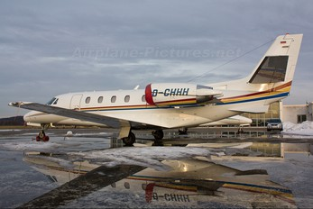 D-CVVV - Augusta Air Cessna 560XL Citation XLS