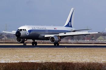 F-GFKJ - Air France Airbus A320