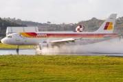 EC-KHJ - Iberia Airbus A320 aircraft