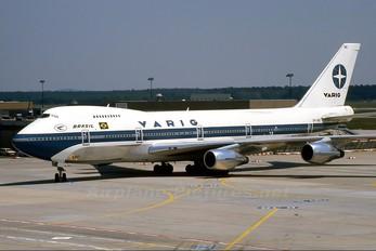 PP-VNC - VARIG Boeing 747-200