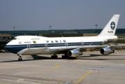 PP-VNC - VARIG Boeing 747-200 aircraft