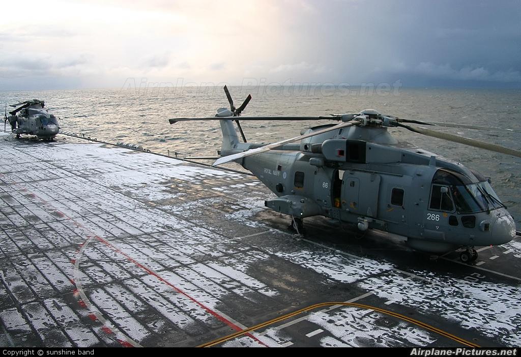 Royal Navy ZH856 aircraft at Off Airport - England