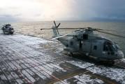 ZH856 - Royal Navy Agusta Westland AW101 111 Merlin HM.1 aircraft