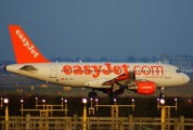 HB-JZS - easyJet Switzerland Airbus A319 aircraft