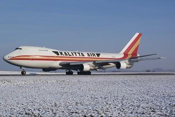 N703CK - Kalitta Air Boeing 747-200F