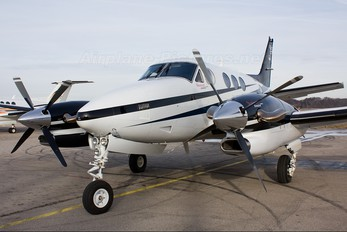 D-ISBC - Private Beechcraft 90 King Air