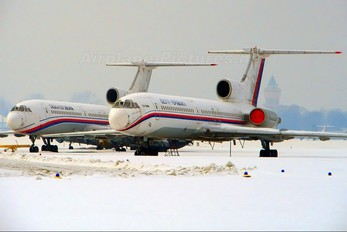 1003 - Czech - Air Force Tupolev Tu-154M