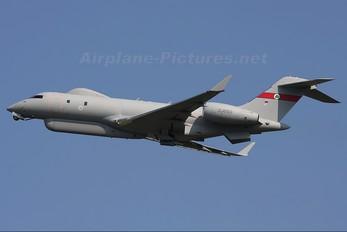 ZJ693 - Royal Air Force Bombardier Sentinel R.1