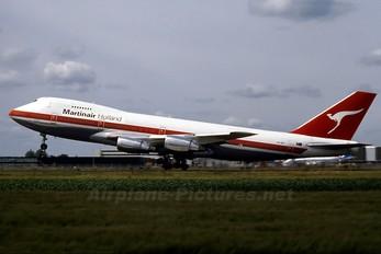 PH-MCF - Martinair Boeing 747-200SF