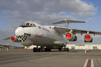 UP-I7616 - Sayakhat Airlines Ilyushin Il-76 (all models)