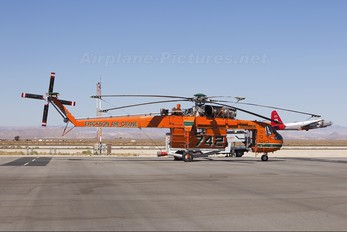 N6962R - Erickson Air-Crane Sikorsky S-64E/F Skycrane