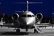 OE-ILZ - Vistajet Canadair CL-600 Challenger 850 aircraft