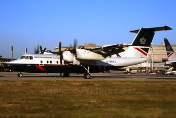 G-BRYC - British Airways - Express de Havilland Canada DHC-7-100 series