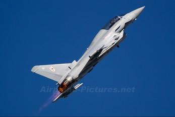 ZJ813 - Royal Air Force Eurofighter Typhoon T.1