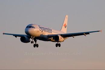 EC-KEC - Spanair Airbus A320