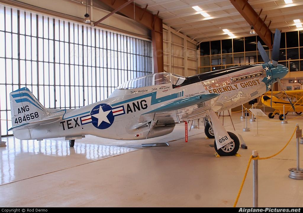 Private N51TF aircraft at Santa Teresa - Dona Ana County