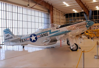 N51TF - Private Cavalier F-51D Mustang 2