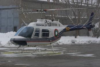 02 - Bulgaria - Air Force Bell 206B Jetranger III