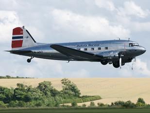 LN-WND - Dakota Norway Douglas C-53D Skytrooper