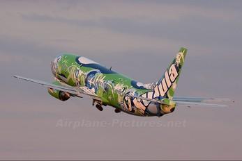 ZS-OTF - Kulula.com Boeing 737-400