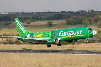 ZS-OAO - Kulula.com Boeing 737-400