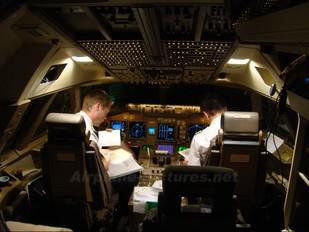 - - Cargolux Boeing 747-400F, ERF