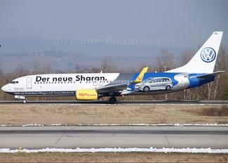D-AHFB - TUIfly Boeing 737-800