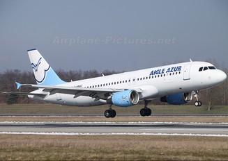 F-HBAC - Aigle Azur Airbus A320