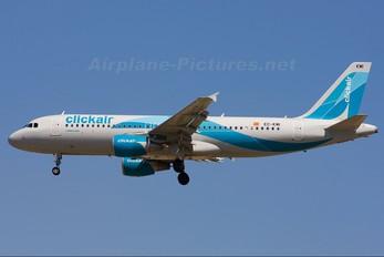 EC-KMI - Clickair Airbus A320