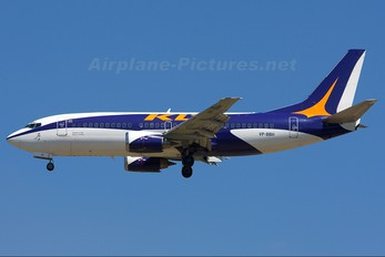 VP-BBH - KD Avia - Kaliningradavia Boeing 737-300