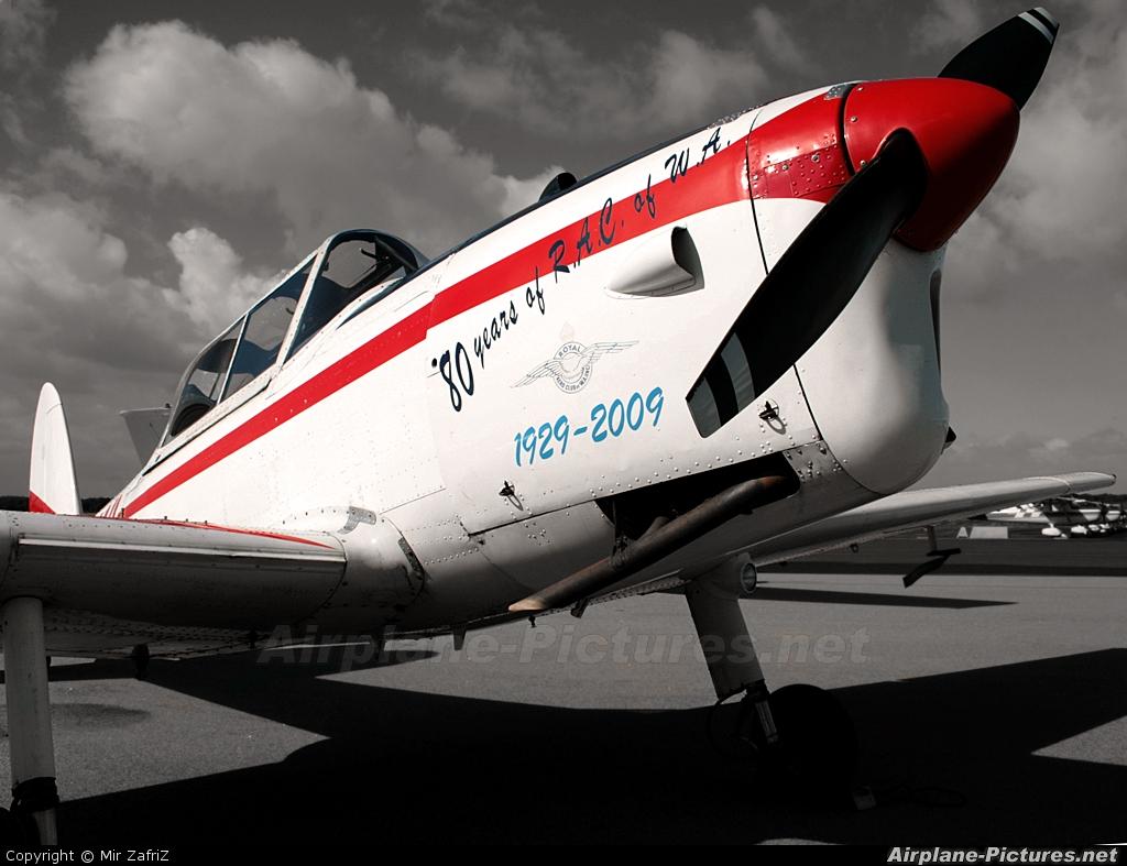 Royal Aero Club of Western Australia VH-RWI aircraft at Jandakot, WA