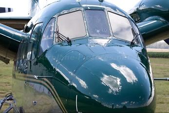 ZS-NHR - Private Piaggio P.166 Albatross (all models)