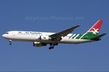 S7-AHM - Air Seychelles Boeing 767-300