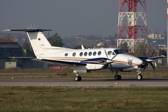 D-ITCF - Private Beechcraft 200 King Air