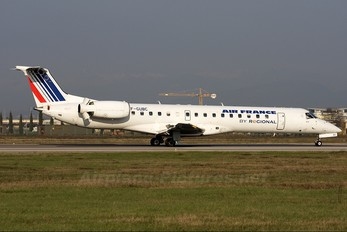 F-GUBC - Air France - Regional Embraer ERJ-145