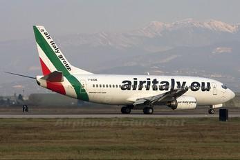I-AIGM - Air Italy Boeing 737-300
