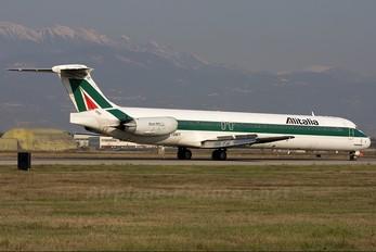 I-DAVT - Alitalia McDonnell Douglas MD-82