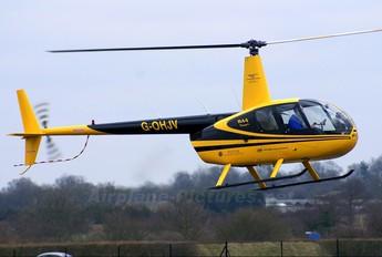 G-OHJV - Private Robinson R44 Astro / Raven