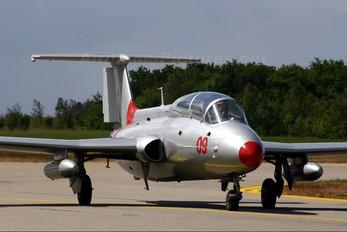 OY-LSD - Private Aero L-29 Delfín