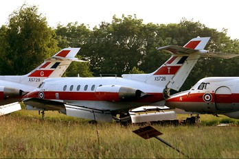 XS726 - Royal Air Force Hawker Siddeley HS.125 Dominie T.1