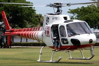 VH-TVG - Private Aerospatiale AS350 Ecureuil / Squirrel