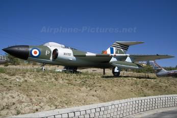 XH768 - Royal Air Force Gloster Javelin