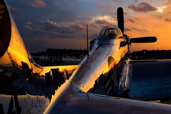 N6168C - Private North American P-51D Mustang