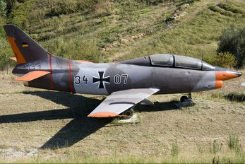 34+07 - Germany - Air Force Fiat G91