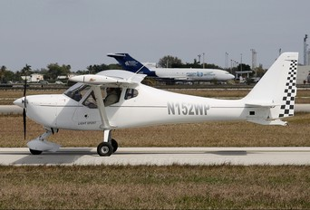 N152WP - Private FK Lightplanes FK9 Mk IV