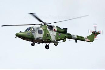 ZG889 - British Army Westland Lynx AH.9