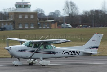 G-CDMM - Private Cessna 172 Skyhawk (all models except RG)