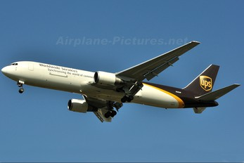 N305UP - UPS - United Parcel Service Boeing 767-300F