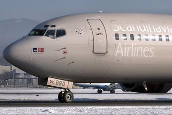 LN-BRQ - SAS - Braathens Boeing 737-400