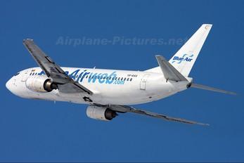 YR-BAA - Blue Air Boeing 737-300